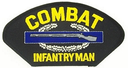 Combat Infantryman Patches